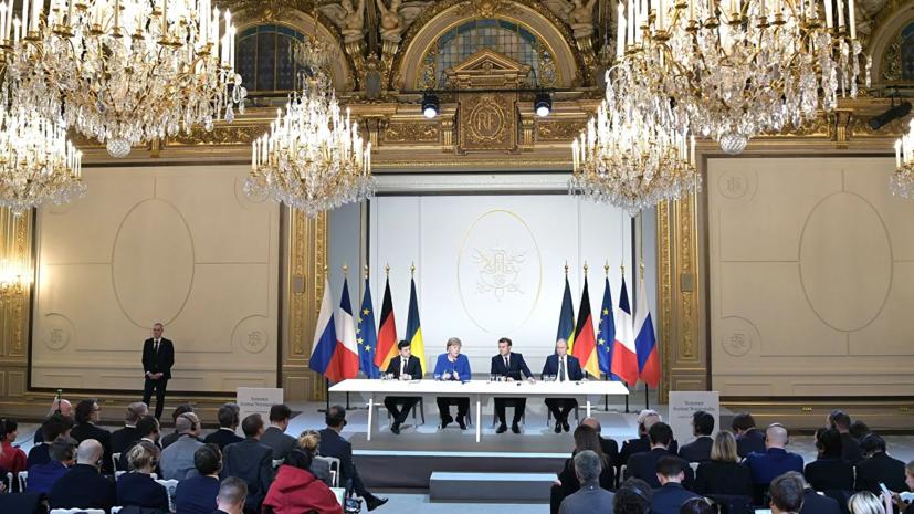 Замгоссекретаря США и вице-премьер Украины обсудили нормандский саммит