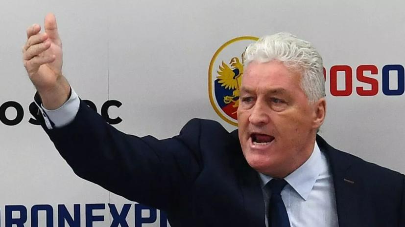 Ржига: для нас дело чести услышать чешский гимн перед игрой