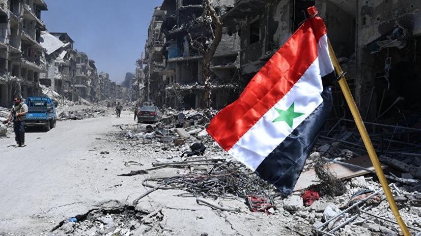 Россия предложит в СБ ООН проект резолюции по гумпомощи в Сирии