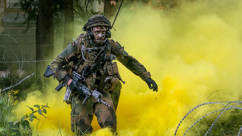«Напряжённость на линии соприкосновения»: Генштаб России предупредил о подготовке НАТО к масштабному конфликту