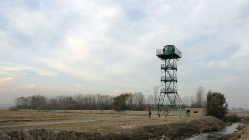 На границе Таджикистана и Киргизии произошли столкновения