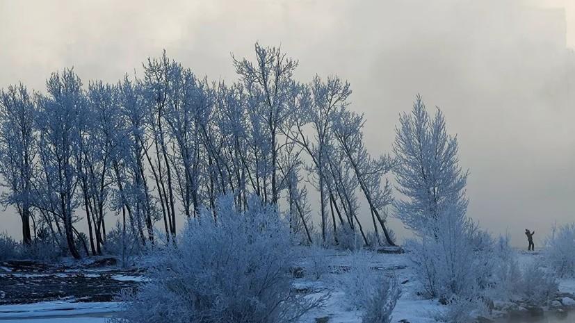 В РАН рассказали о предстоящих зимах в России