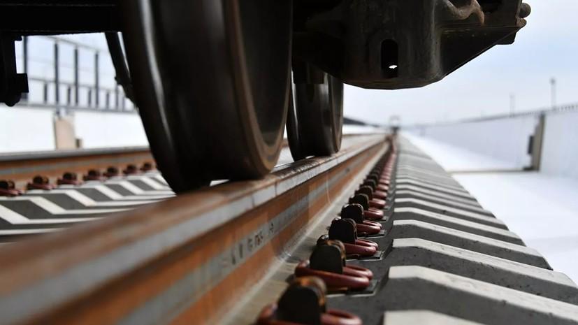Росавтодор разрешил ввести в эксплуатацию ж/д часть Крымского моста