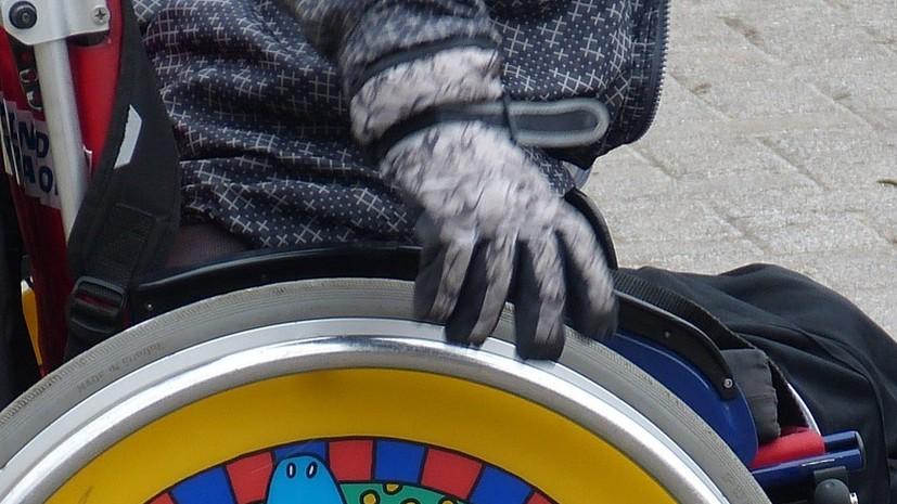 Главу Ростова-на-Дону просят проследить за ситуацией с заменой пандуса для ребёнка с ДЦП