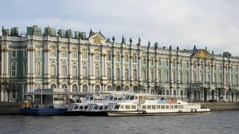 Спасатели предупредили об усилении ветра до 28 м/с в Петербурге