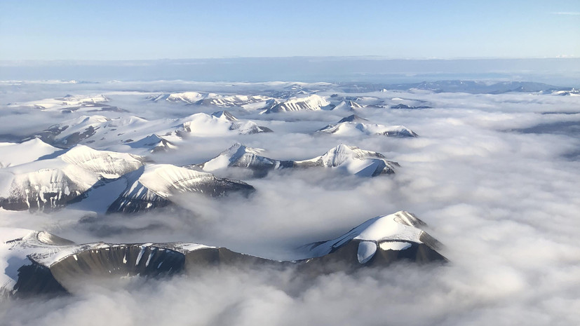 Российские учёные открыли новую арктическую исследовательскую станцию