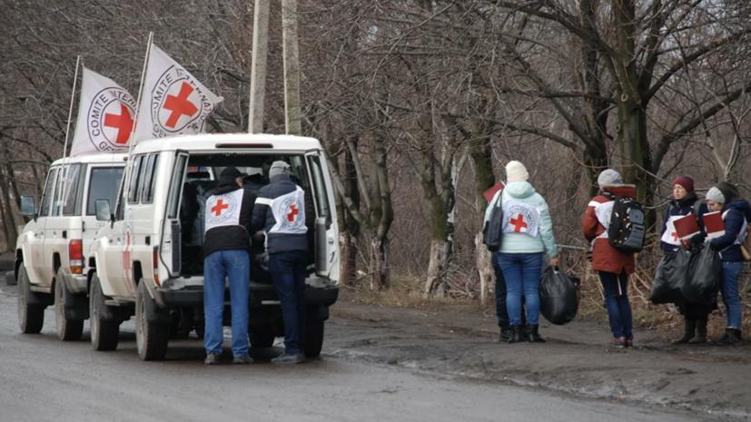 Контактная группа по Донбассу не договорилась об обмене пленными