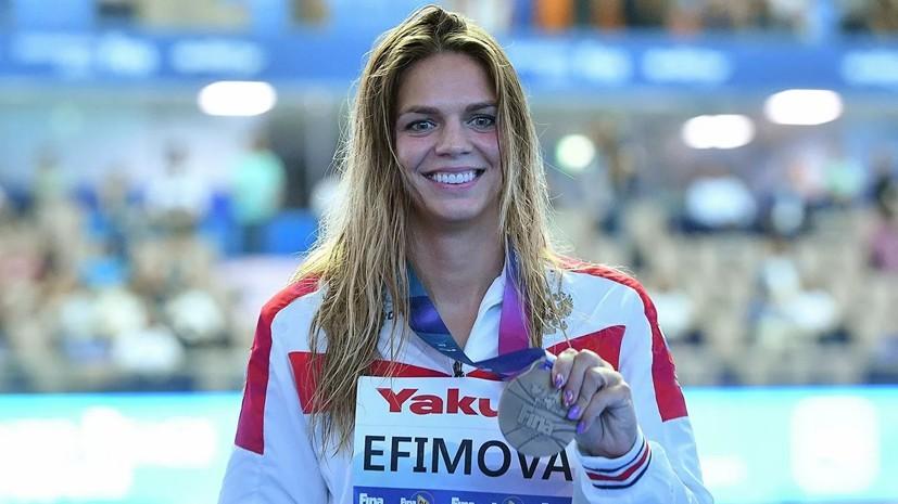 Чупков не обсуждал с Ефимовой её возможный недопуск к ОИ-2020
