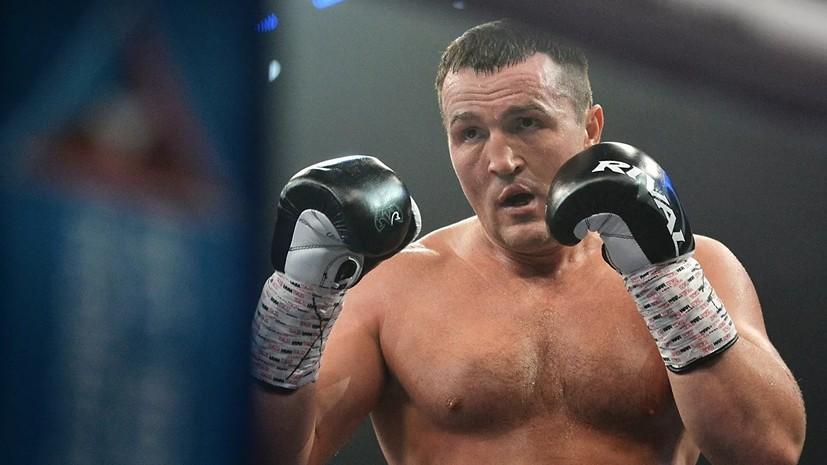 Боксёры Лебедев и Мчуну пройдут допинг-контроль до и после поединка