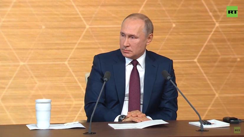 Путин высказался против коллективного наказания спортсменов за допинг