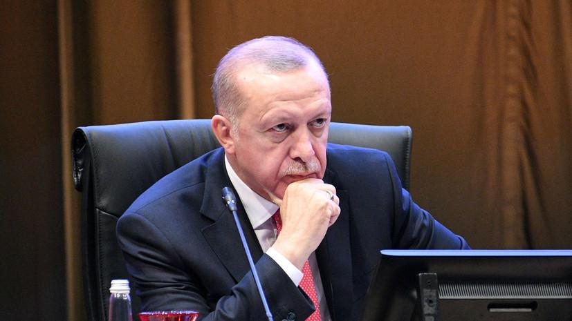 Эрдоган призвал исламские страны переходить к торговле в нацвалютах