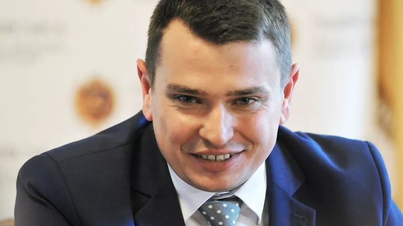 Глава антикоррупционного ведомства Украины попал в реестр коррупционеров
