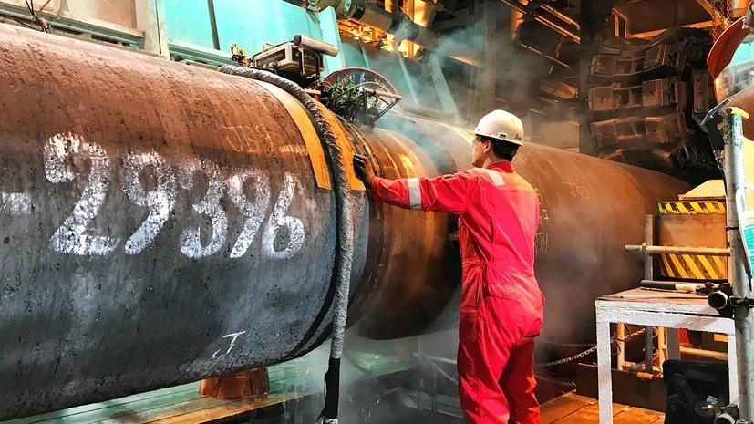 Эксперт оценил угрозу санкций против «Северного потока — 2»