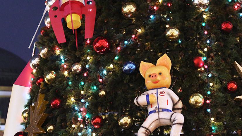 В Москве пройдёт конкурс по созданию ёлочных игрушек на тему космоса