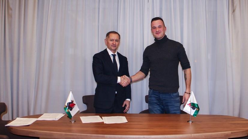 Яровинский назначен спортивным директором «Рубина»