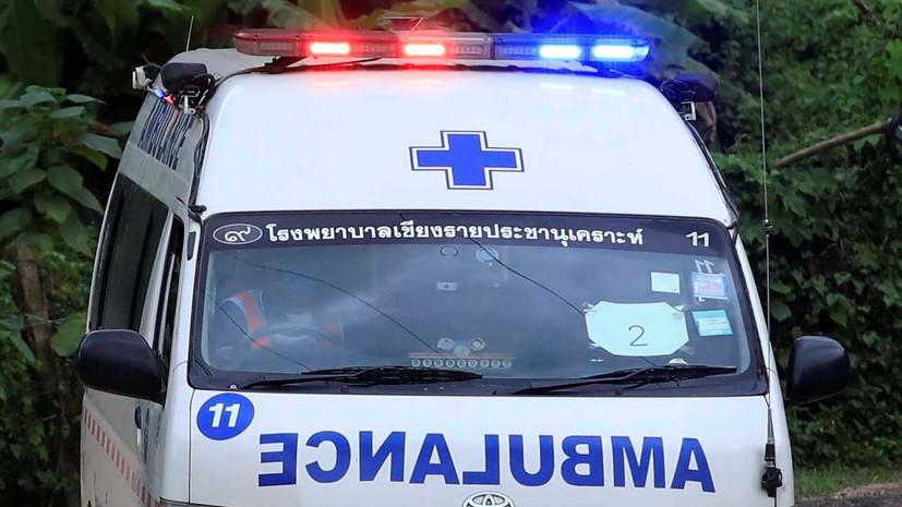 СМИ: В Таиланде катер с россиянами на борту врезался в яхту