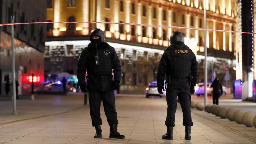 Очевидец рассказал подробности стрельбы в центре Москвы