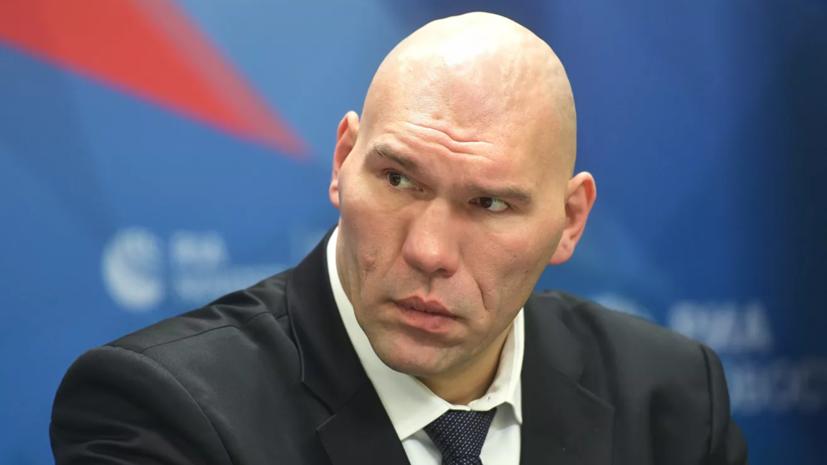 Валуев считает, что WADA никогда не прекратит преследование России