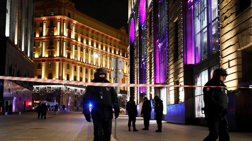 Один сотрудник ФСБ погиб при стрельбе в Москве