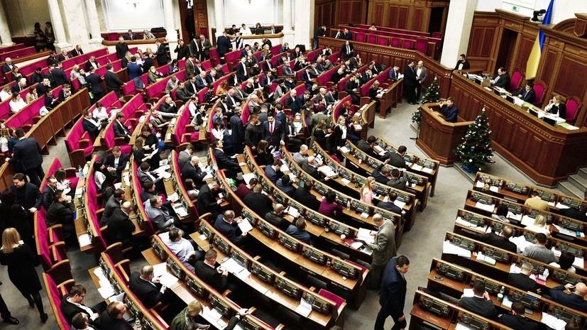 Рада одобрила законопроект об ответственности  за «кнопкодавство»