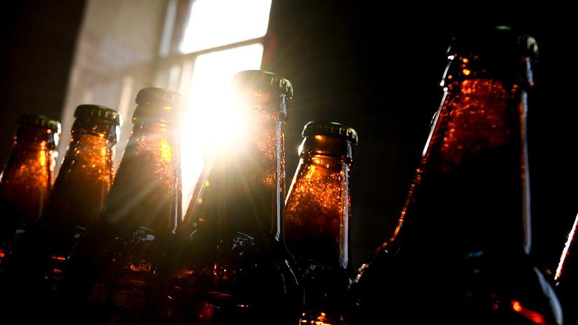 В Госдуме предложили ужесточить контроль за производством пива