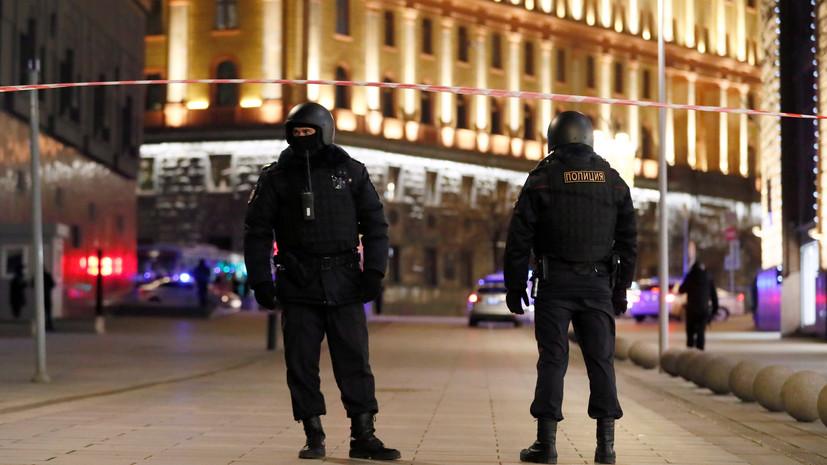 Собянин прокомментировал стрельбу в центре Москвы
