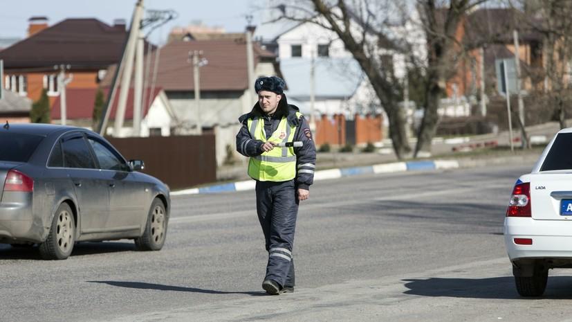 ГИБДД могут дать право проверять всех водителей на алкоголь