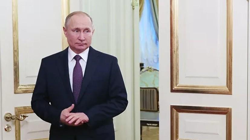 Путин: многие пункты Договора о Союзном государстве не выполнены