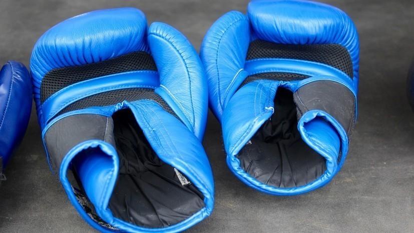 В ЮАР отменили поединок, так как один из боксёров вывалился из ринга перед боем