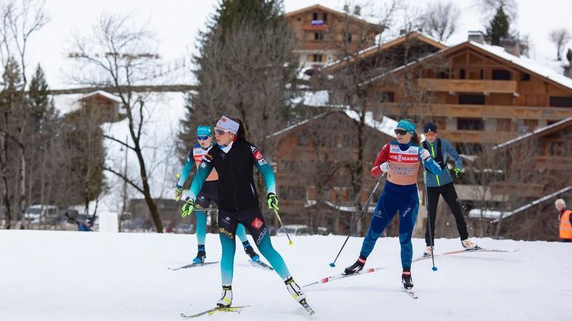 Две секунды от медали: Миронова стала четвёртой в спринте на этапе КМ по биатлону в Анси