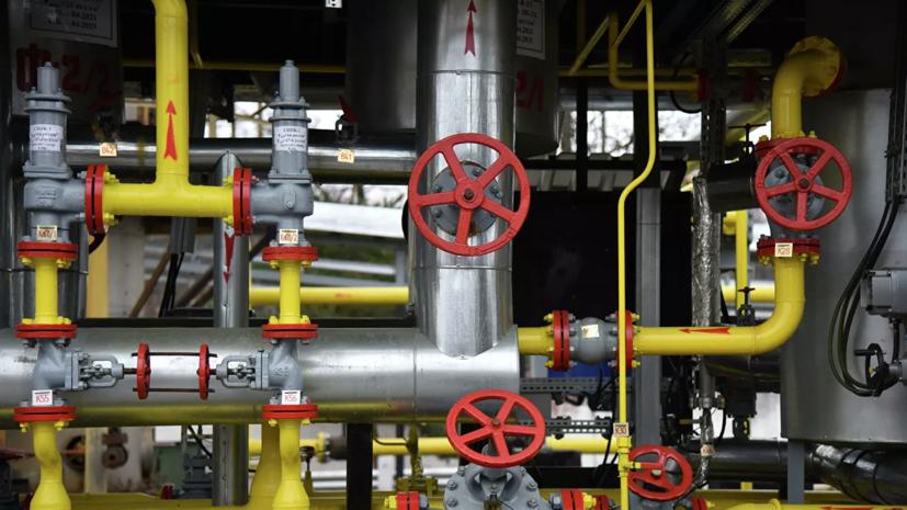 Белоруссия в 2020 году купит у России около 20 млрд кубометров газа