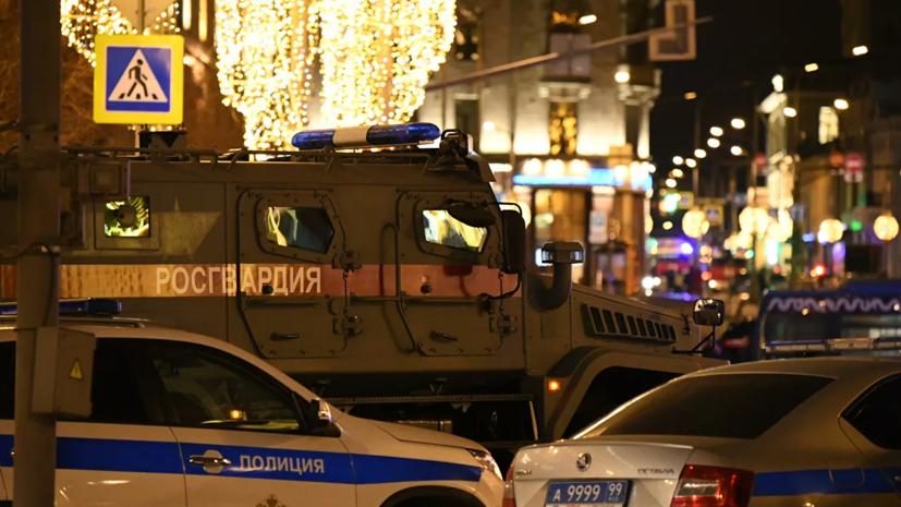 Скончался пострадавший при стрельбе у здания ФСБ в Москве