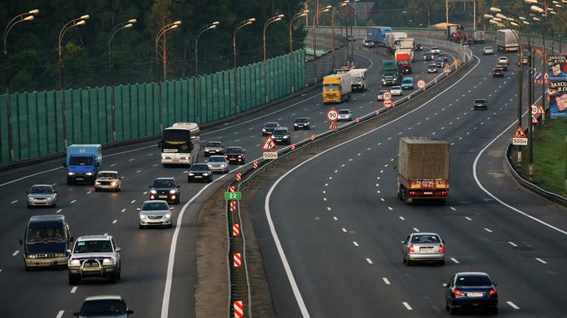 В кабмине оценили планы снизить нештрафуемый порог превышения скорости