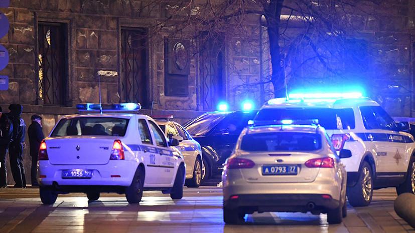 «Скончался в больнице»: СК сообщил о втором погибшем в ходе стрельбы на Лубянке