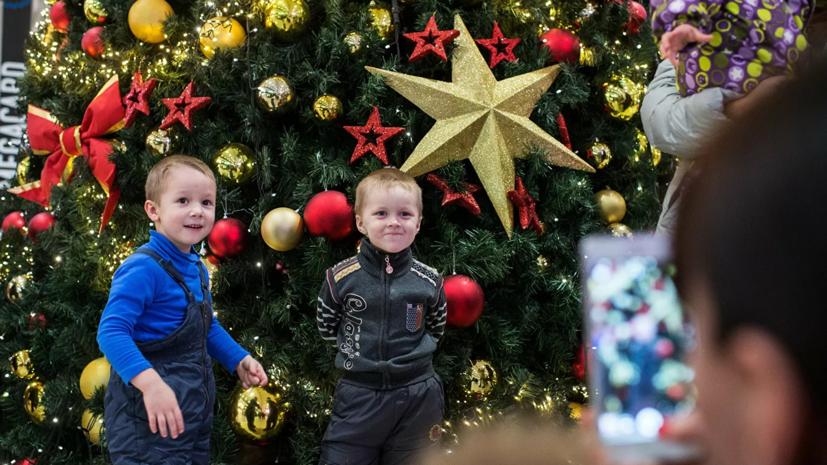 В Роспотребнадзоре рассказали, как выбрать новогодний костюм для ребёнка
