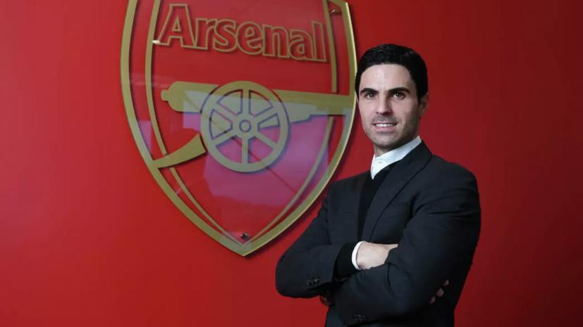 Гвардиола прокомментировал назначение Артеты главным тренером «Арсенала»