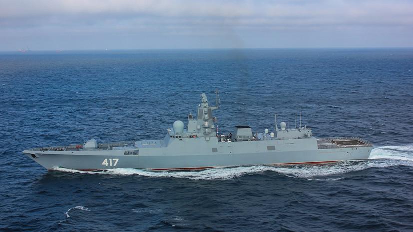 В ОСК сообщили о готовности техпроекта на конструкцию фрегатов 22350М