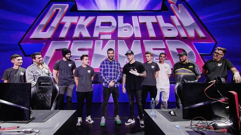 Киберспортивная команда Virtus.pro сыграет в CS:GO c телеведущим Ургантом и рэпером Кридом