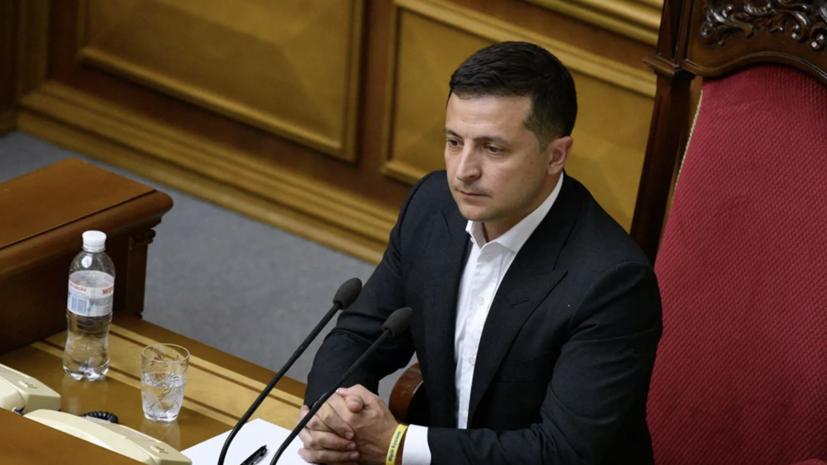 Джабаров оценил слова Зеленского об инвестициях США в экономику Украины