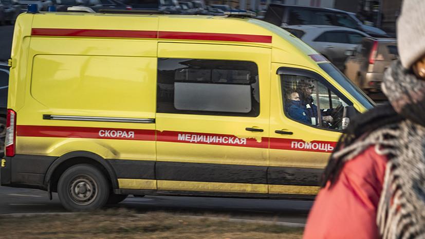 В Кемеровской области в ДТП со«скорой» погибла фельдшер