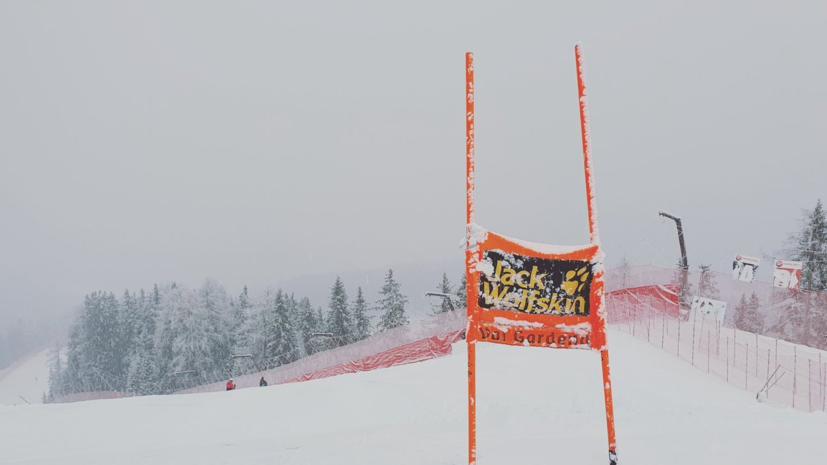 FIS отменила этапы КМ по горнолыжному спорту в Италии и Франции