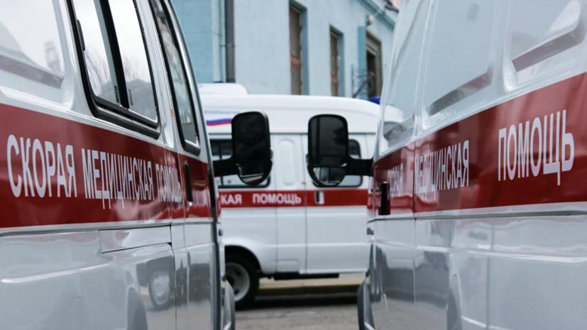 В Алтайском крае в результате ДТП погибли пять человек