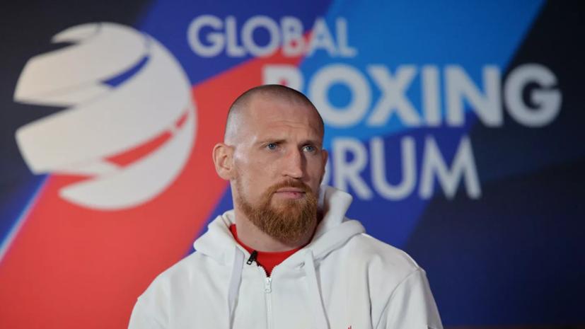 Кудряшов победил Пейсара в рейтинговом бою