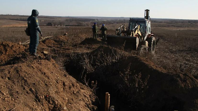 Лавров назвал предложенные Киевом участки разведения сил в Донбассе