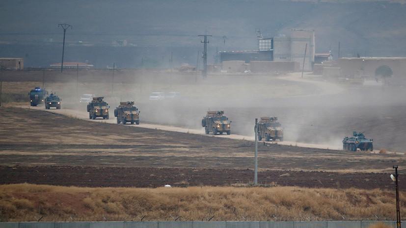 Российская армейская авиация провела два воздушных патрулирования в Сирии