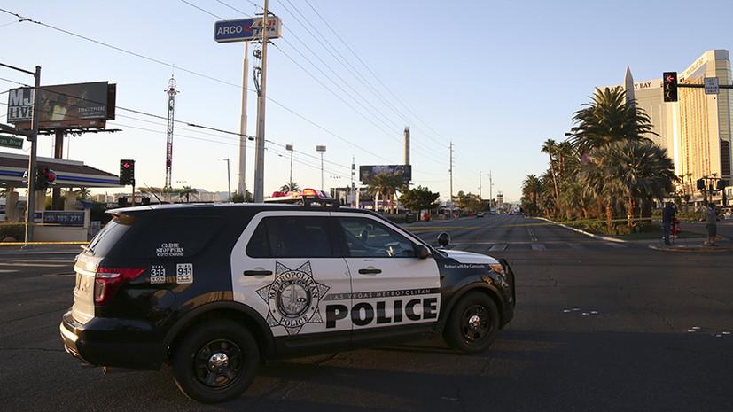 В Лас-Вегасе при пожаре в мотеле погибли пять человек