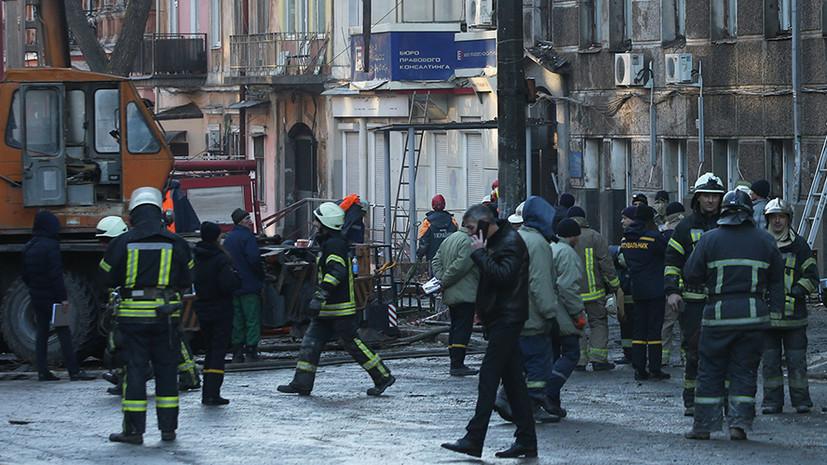 Семьям погибших и пострадавшим при пожаре в колледже в Одессе выплатили 2 млн гривен