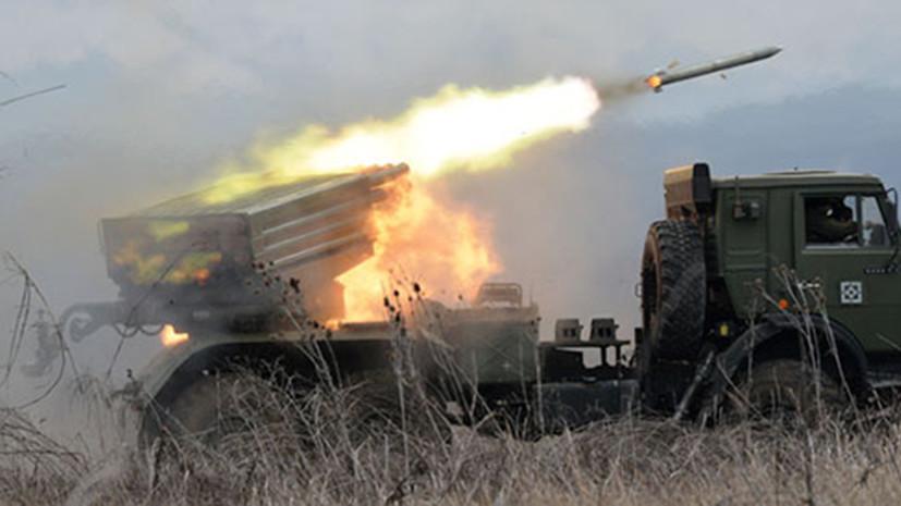 В Дагестане прошли учения артиллеристов