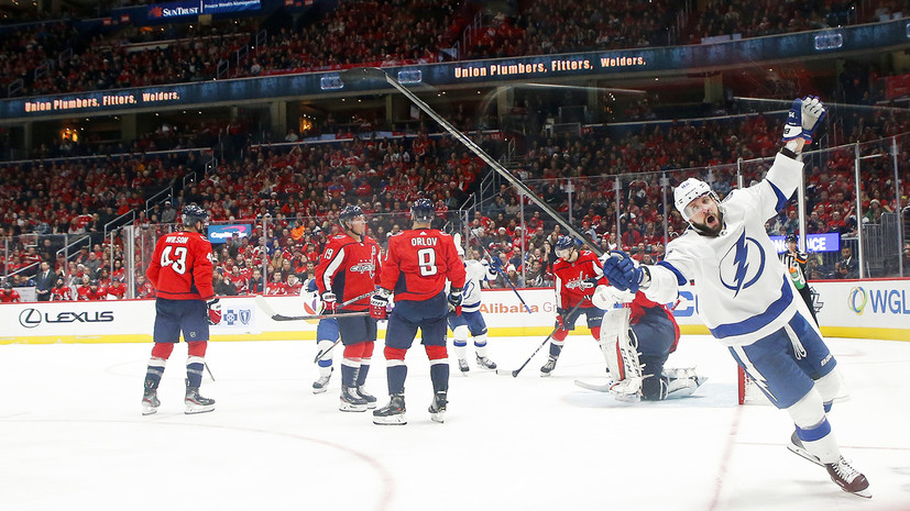 Гол плюс пас Орлова, достижение Малкина и 200-я шайба Кучерова: россияне стали одними из главных героев вечера в НХЛ