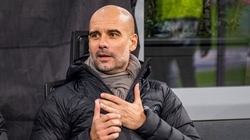 Зидан назвал Гвардиолу лучшим тренером в мире